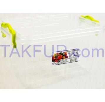 Контейнер Ал-Пластік Premium №3 пищевой 2л - Фото