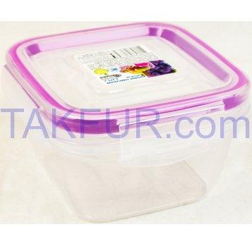 Контейнер Ал-Пластік Fresh Box универсальный 0,275л - Фото