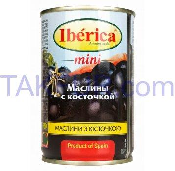 Маслины Iberica мини с/к 300г - Фото