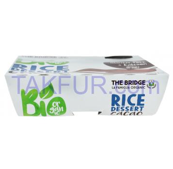 Десерт The Bridge Bio Rice Cacao 4*110г - Фото