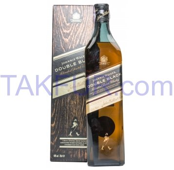 Виски Johnnie Walker Double Black 40% 0,7л - Фото