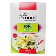 Рис Жасмин Art Foods 125г*4шт 500г - Фото