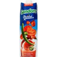 Сок Sandora Овощ Кок Пик том 0,95л - Фото