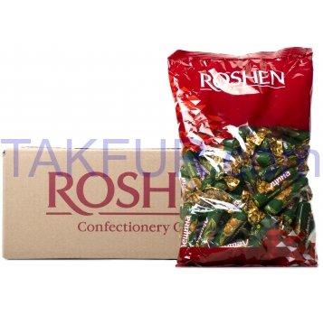 Конфеты Roshen Лещина глазированные шоколадной глазурью 1кг - Фото