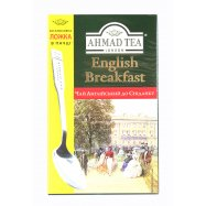 Чай Ahmad Tea London Анг завт чер 100г - Фото
