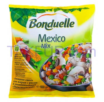 Смесь овощная Bonduelle Мексиканская замороженная 400г - Фото