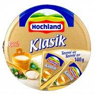 Сыр Hochlald Klasik плавл слив 8шт 140г - Фото
