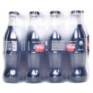Напиток Coca-Cola Zero стек 0,25л - Фото