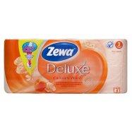 Туал бумаг Zewa Deluxe Cashm Peach 8шт - Фото