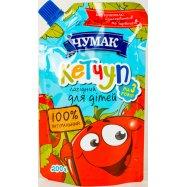 Чумак Кетчуп Нежный для детей ДП 200г - Фото
