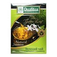 Чай Qualitea Natur Jasmin зел жасм 100г - Фото