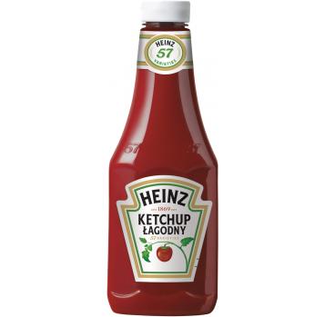Кетчуп томатный Heinz нежный 875мл - Фото