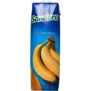 Нектар Sandora Банановый 0,95л - Фото