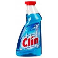 Средст д/стек Wind&Glass голуб Clin500мл - Фото
