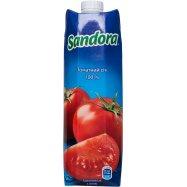 Сок Sandora Томатный с солью 0,95л - Фото