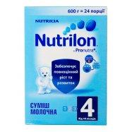Смесь Nutrilon4 мол д/дет от 18 мес 600г - Фото