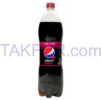 Напиток Pepsi Wild Cherry с/г 1,5л - Фото