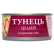 FISH LINE ТУНЕЦЬ У В/СОКУ 185Г - Фото