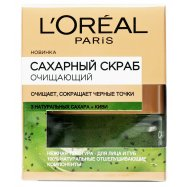 L'OREAL ЦУКР СКРАБ 50МЛ - Фото