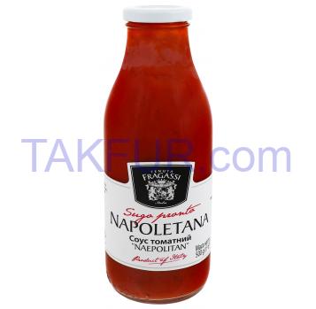 Соус Tenuta Fragassi Naepolitan томатный 500г - Фото