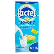 Молоко Lactel ультр D3 0,5% 1000г - Фото