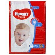 Подгуз дет Huggies Classic Р.4 68шт - Фото