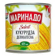 МАРИНАДО КУКУРУДЗА ДЕЛ 340Г - Фото