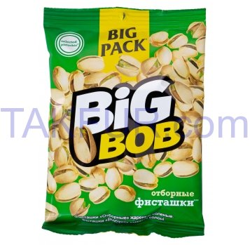 BIG BOB ФІСТАШКА 90Г - Фото