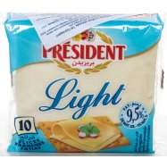 Сыр President Light плавл 20% 200г - Фото