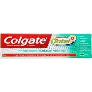 Зубн пас Colgate Total 12 Проф Чис 75мл - Фото