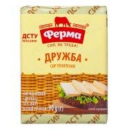 ФЕРМА СИР ПЛАВЛЕНИЙ 55% 90Г - Фото