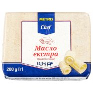 METRO CHEF МАСЛО 82,5% 200Г - Фото