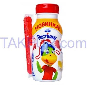 Йогурт питьевой Danone Растішка Банан 1,5% 185г - Фото