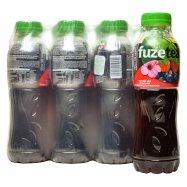Чай черн лес ягоды-гибискус Fuzetea500мл - Фото