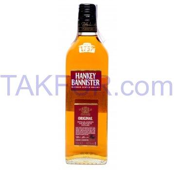Виски Hankey Bannister Бленд 40% 0,5л - Фото