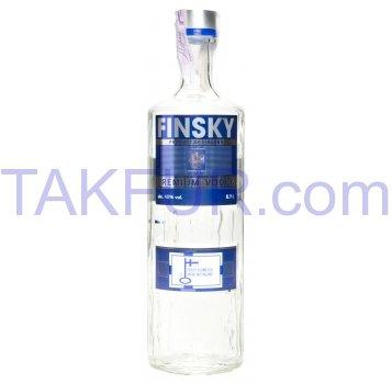FINSKY ГОРІЛКА 0,7Л - Фото