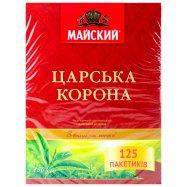 МАЙСЬКИЙ ЧОР ЦАР.КОРОНА 125П - Фото