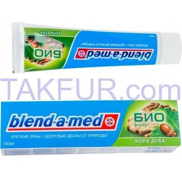 Зуб пас Blen-a-med БиоФтор Кор Дуб 100мл - Фото