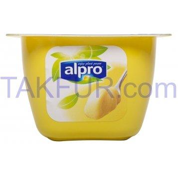 Десерт соевый Alpro ванильный 125г - Фото