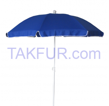 Зонт пляжный Aro Terni синий 200см - Фото