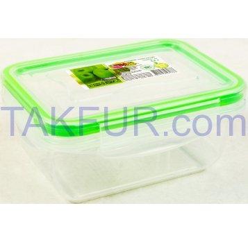 Контейнер Ал-Пластік Fresh Box универсальный 0,4л - Фото