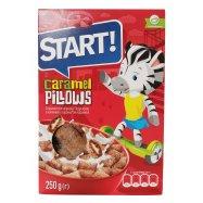 Завтраки сухие аром карамели Start 250г - Фото