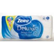 Туал бумаг Zewa Deluxe Delicate Care 8шт - Фото