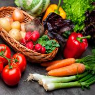 Сезонный Овощной набор оптимальный. - Фото
