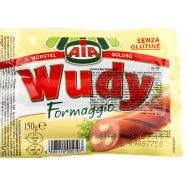 Сосиски Wudy Formaggio с сыром 150г - Фото