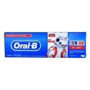 Паста зубная Junior от 6 лет Oral-B 75мл - Фото