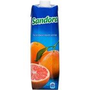 Нектар Грейпфрутовый Sandora 0,95л - Фото