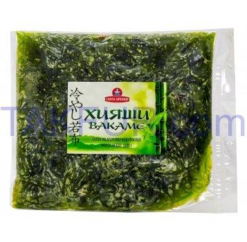 Салат из морск водор Хияши Вакаме 1000г - Фото