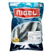 Сардины большие жирные 10-15шт Nigel 1кг - Фото
