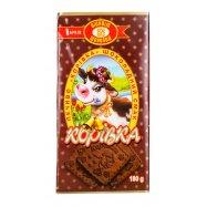 Печенье Бісквіт-Шоколад Коров шокол 180г - Фото
